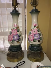 Pair of Vintage Lamps Mississauga, L4X 1T7