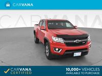 2018 Chevrolet Colorado Crew Cab Z71 Pickup 4D 5 ft Fort Pierce