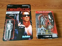 Terminator collectibles BNIB Original & Genisys London, N6C 2T9