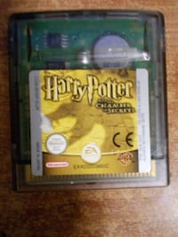 Juego Game boy color Harry Potter y la Camara secreta Pinto