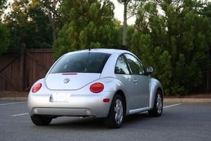 2000 be Beetle good condition