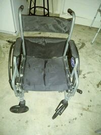 baby's black and gray jogging stroller Woodbridge, 22192