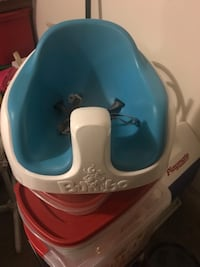 Bumbo seat with tray Oklahoma City, 73104