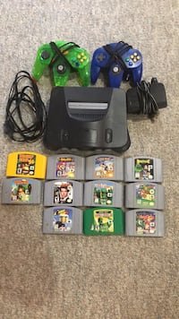 Nintendo 64 with all the classic games Lexington, 40502