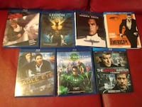 Blue Ray Movies Green lantern Fugitive Legion Whitchurch-Stouffville, L4A 0J5