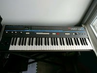 black Korg electronic keyboard Hamilton, 45011