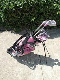 Intech Flora Girl Golf Set  Lexington, 27292