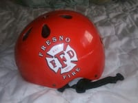red and black bicycle helmet Fresno, 93727