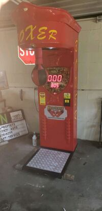 Knock out boxing vending machine Nicholasville, 40356