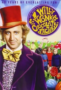 Willy Wonka & the Chocolate Factory... $5 Firm...  Calgary