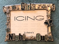 Girls Night Out picture frame 309 mi