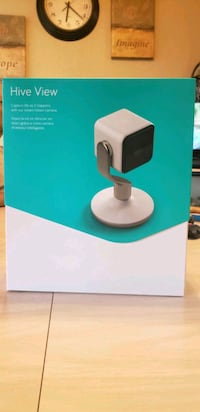 Hive View Security Camera