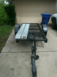 Motorcycle trailer McAllen, 78501
