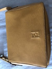 brown leather bi-fold wallet Chevy Chase, 20815