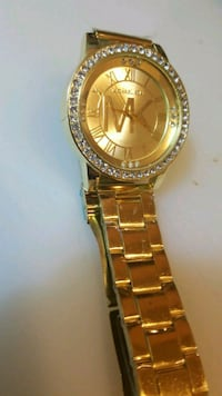 Michael kors watch with battery Langley Township, V4W
