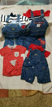 new 18 months clothes  Haverhill, 01832