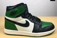 Jordan 1 Pine greens brand new in the box size 7 Calgary, T2S 0E3