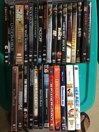29 DVD's.  Make an offer and take them Ajax, L1T