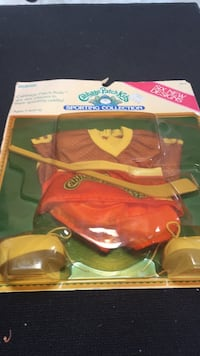 Cabbage Patch Kids unopened Hockey outfit Aston, 19014