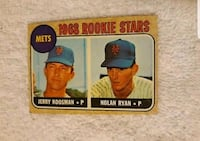1968 Nolan Ryan Rookie Card!! Wrightwood, 92397
