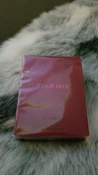 Brand new sealed Zara Dear Iris perfume