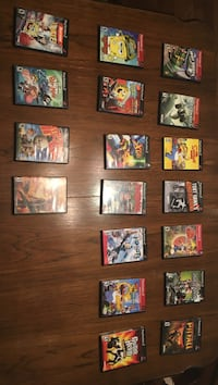 18 used ps2 games