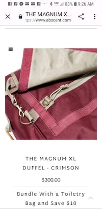 pink and white leather crossbody bag Oakland, 94609
