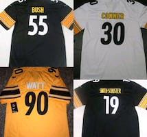 Pittsburgh Steelers Jerseys All Players