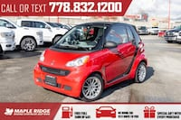 2011 Smart ForTow PASS