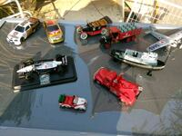 three assorted die-cast cars Portland, 97213