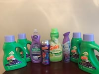 Gain Laundry Detergent Fabric Softener In Wash Scent Booster Febreze Air Effects Palmolive Dish Detergent Bundle PRICE IS FIRM PICKUP IN KINGWOOD