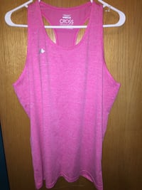 Women's pink athletic top St Catharines, L2T