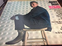 JUST REDUCED Vinyl Record Jimmy Dean  the First Thing Ev'ry Morning Rockville