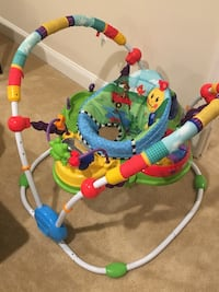 Baby's multicolored jumperoo Chantilly, 20152