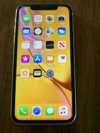 $250 iphone xr yellow 256gb Calgary
