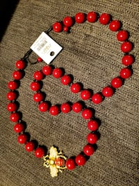 Red Jasper Necklace Alexandria, 22304