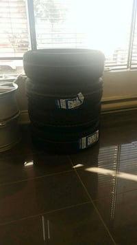 [TL_HIDDEN] V WIND FORCE TIRE SET (4) Mississauga, L5T 1Y6