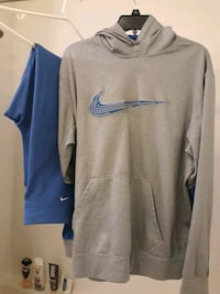 Nike sweat suit Asheville