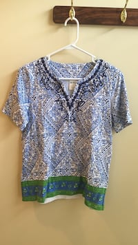 Summer Indie Top (Size: S) Chantilly, 20152