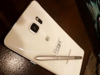 SAMSUNG GALAXY NOTE 5 RARE *WHITE* 32GB *UNLOCKED TO ALL CARRIERS* Mississauga