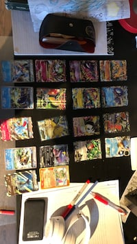 assorted Pokemon trading card collection Caledon East, L7C 1P6