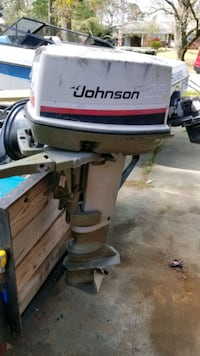 1982 Johnson 25 hp