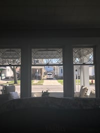Several leaded glass windows. Almost 100 years old. Windows have been removed from the home. Windows are originals from a home built in 1920 Buffalo, 14220