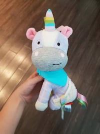 Baby/ toddler stuffy and toy 3 for 15$ Toronto, M8Y 0A7