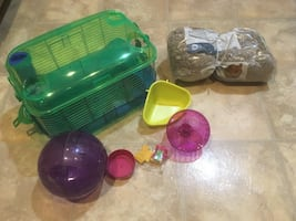Small Pet Cage & Accessories