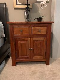 Solid Rosewood Armoire with 2 Nightstands Waxhaw, 28173