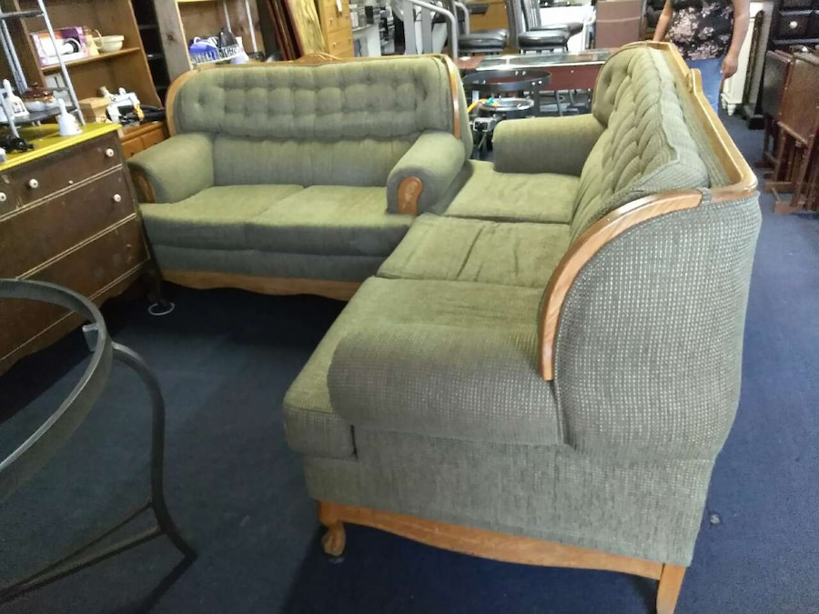 Couch Set Sofa And Love Seat Set Of 2 In Escondido Letgo