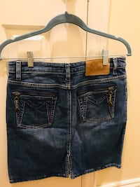 Marc by Marc Jacobs mini denim skirt size 4 Washington, 20007