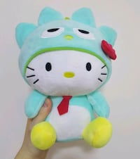 Hello kitty plush toy  [TL_HIDDEN]