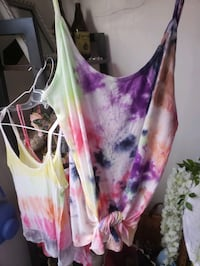 Tye Dye Tank (Never worn)